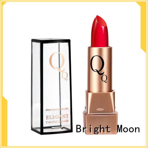 Bright Moon Best matte lipstick supplier for business for girls