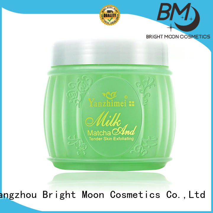 green moisturizing hand cream whitening for female Bright Moon