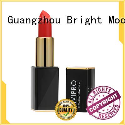 Bright Moon vivih008 matte lipstick manufacturer suppliers for girls
