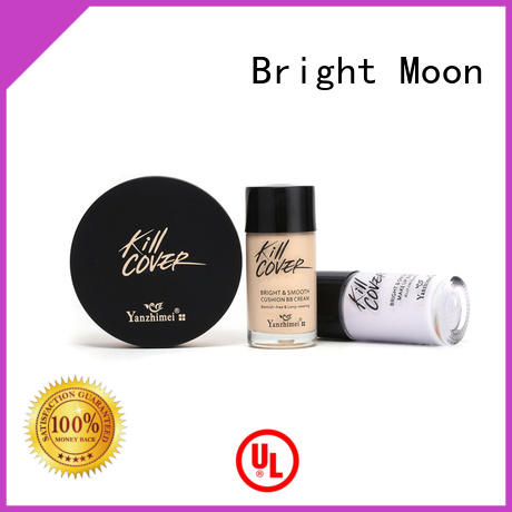 Bright Moon waterproof highlight setting powder supply for skin tone