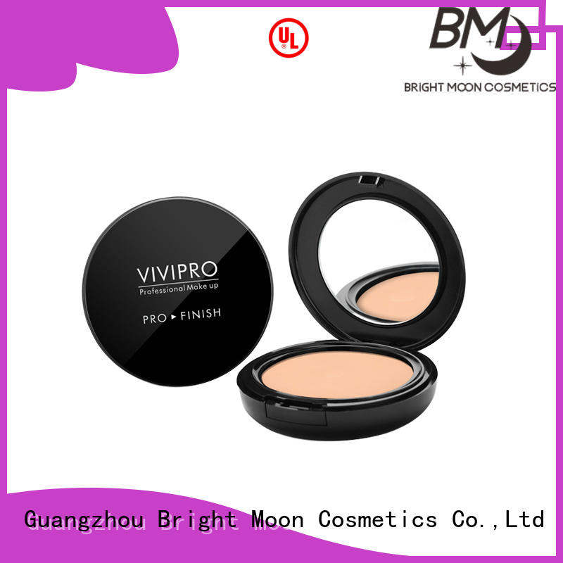 Bright Moon Wholesale makeup finishing powder for business for skin tone