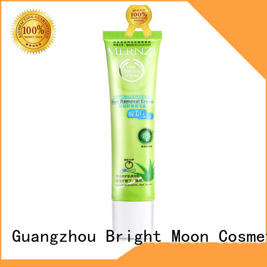 Bright Moon quick cream wax for hair removal supply for female
