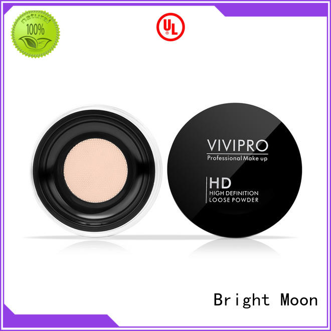 Bright Moon Custom finishing powder factory for cosmetic industry