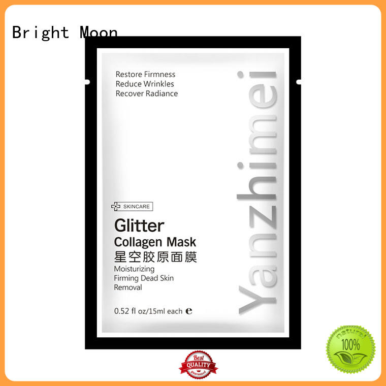 Bright Moon Top mud face mask company for lips