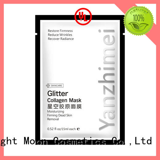 Bright Moon moisturizing beauty mask suppliers for girls