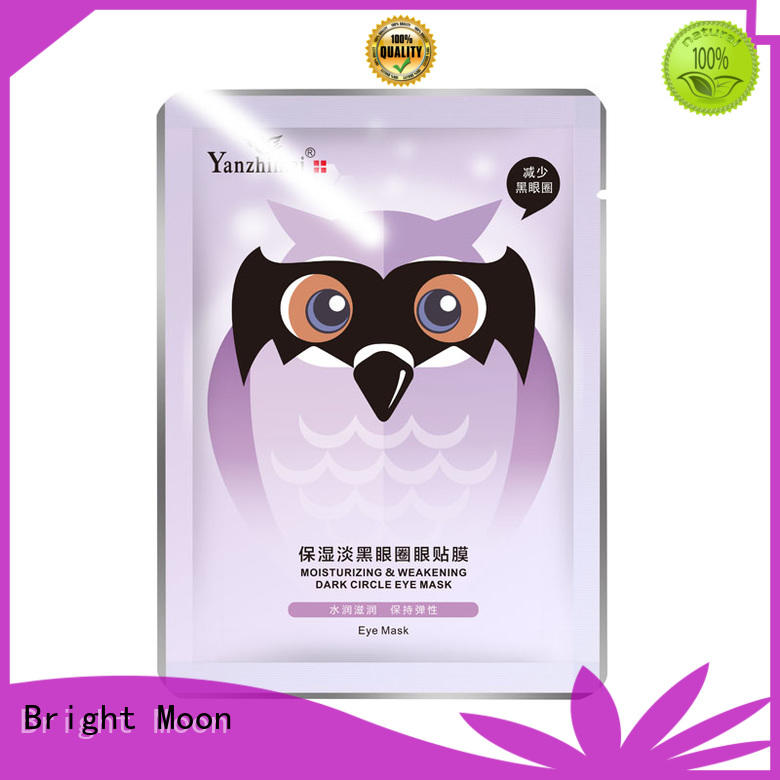 Bright Moon Best eye skin care products company facial cover