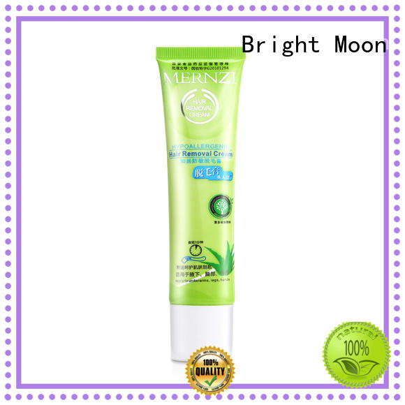 Latest hair removal cream products sensitive formula factory for female
