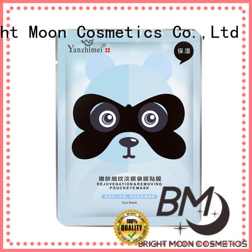 Latest eye treatment products closely fit supply facial cover