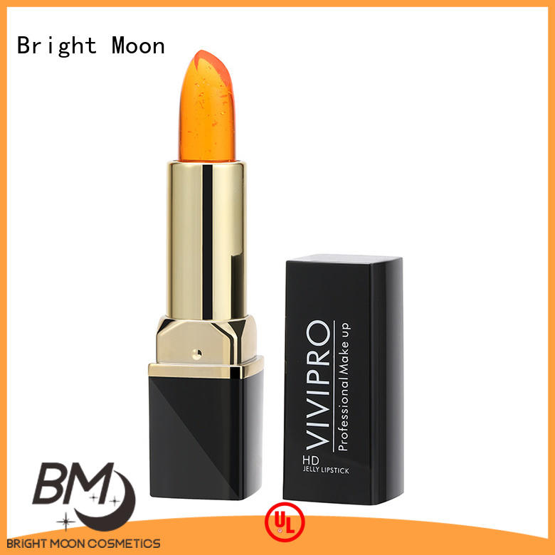 Bright Moon pigment matte lipstick makeup for business for girls