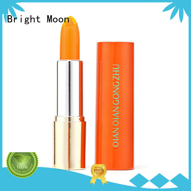 Bright Moon highgrade lipstick manufacturers manufacturers for ladies