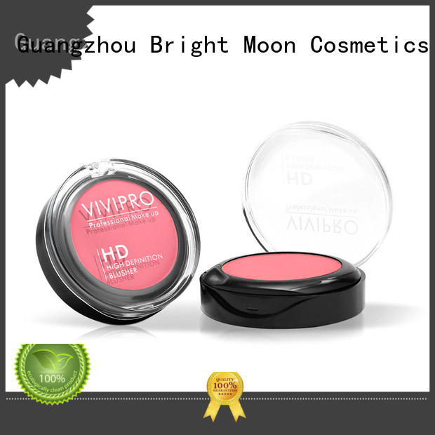 Bright Moon High-quality loose face powder supply for skin tone