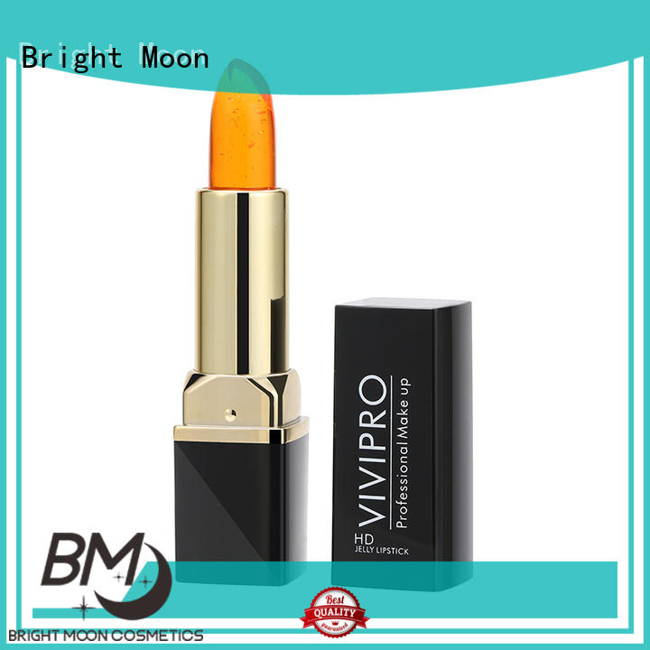 Bright Moon Latest lipstick manufacturers supply for girls