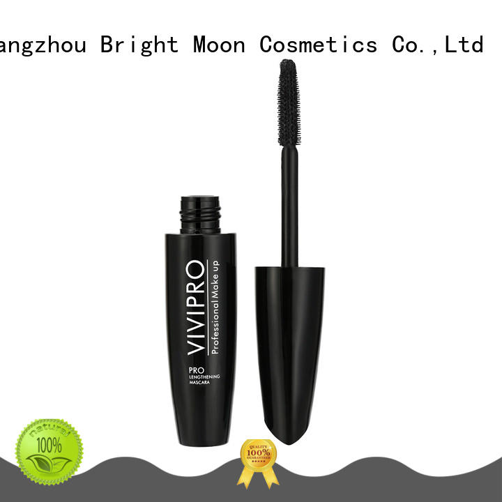 Bright Moon waterproof eyeliner and mascara for sale for facial cleansing