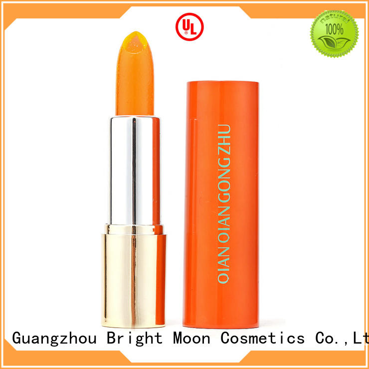Custom long wear lipstick transparent suppliers for lips