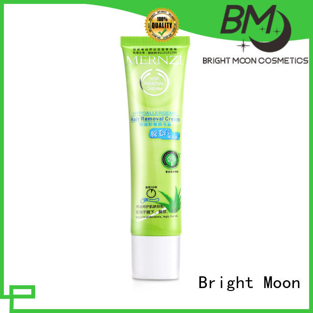 Custom hair removal cream products sensitive formula company for female
