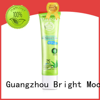 Bright Moon New cream wax for hair removal supply wholesale