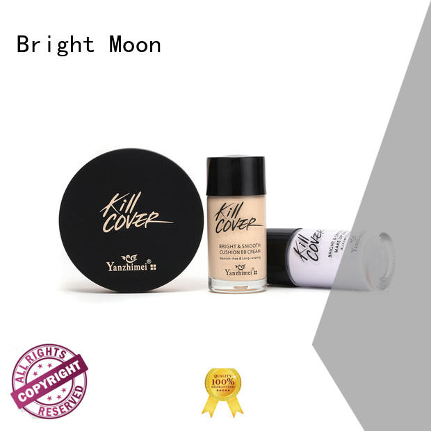 Bright Moon Top face foundation makeup supply facial cover