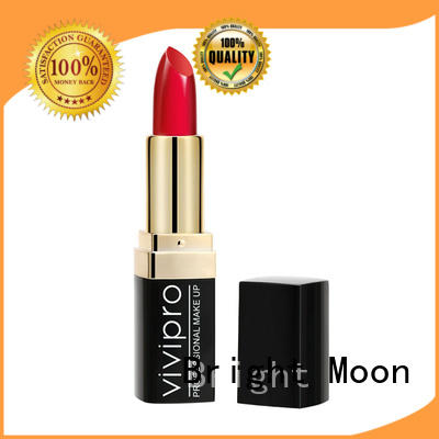 Bright Moon pigment long wear lipstick suppliers for ladies