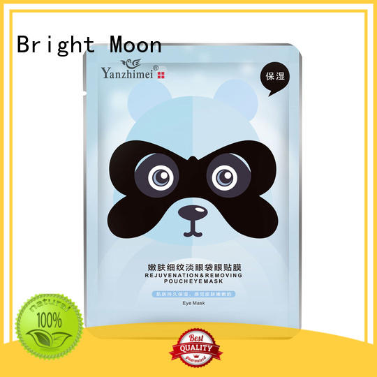 Bright Moon transparent eye skin care products manufacturers for cosmetic industry