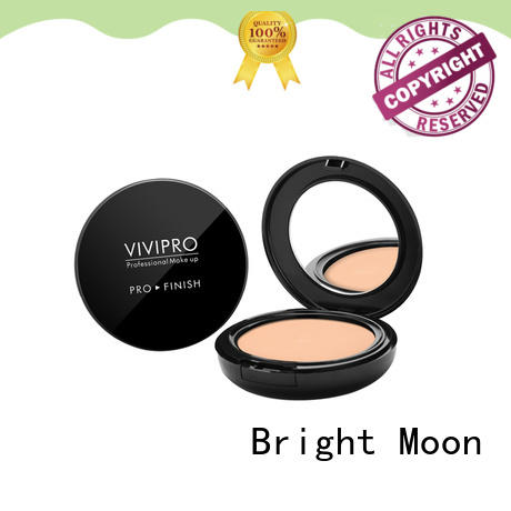 Bright Moon Best makeup powder foundation suppliers for cosmetic industry