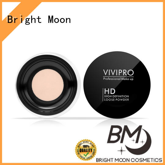 Bright Moon New makeup setting powder for business facial cover