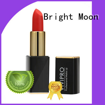 Bright Moon Custom moisturizing lipstick factory for lips