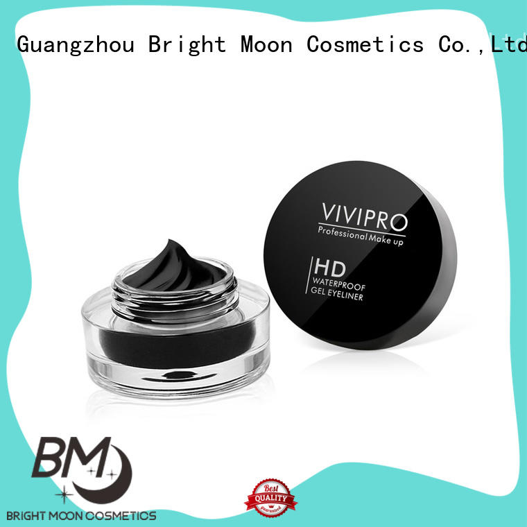 Bright Moon organic eye mascara wholesale for facial cleansing