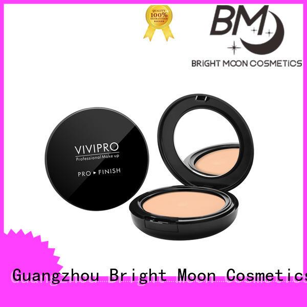 Bright Moon Custom makeup setting powder for sale facial cover