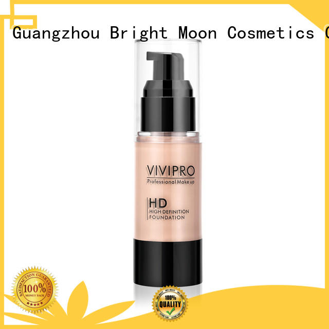 Bright Moon loose powder makeup company for skin tone