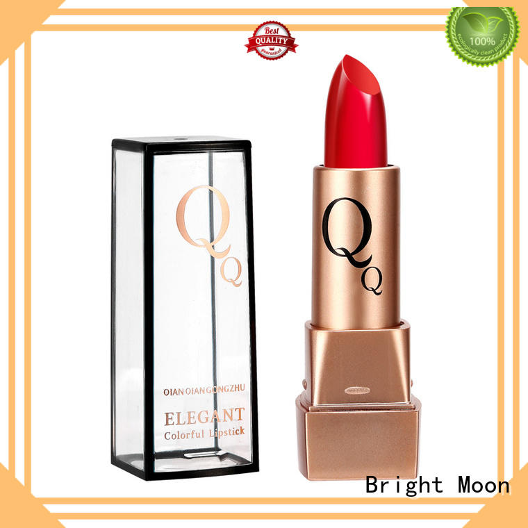 Bright Moon Wholesale matte lipstick supplier for business for ladies