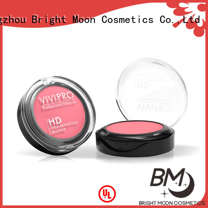 Bright Moon High-quality makeup face powder company for cosmetic industry