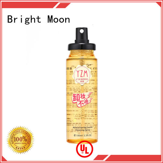 Bright Moon gently oil makeup remover for sale for importer