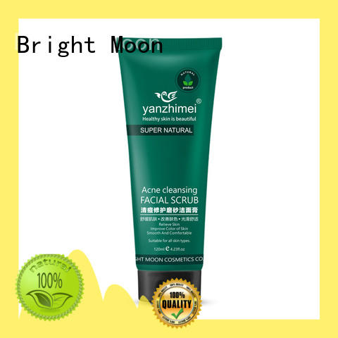 Bright Moon Wholesale skin care cleanser supply for choose
