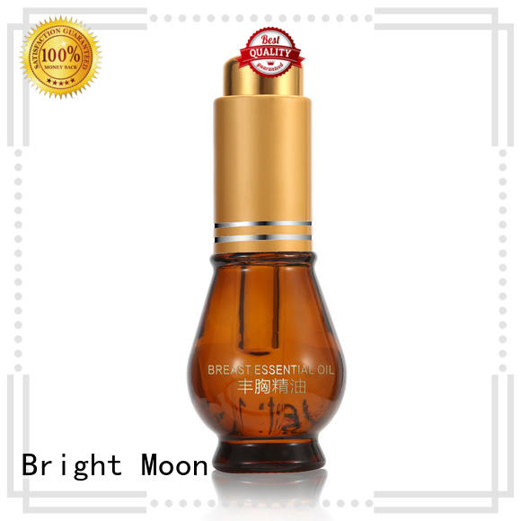 Bright Moon traditional breast improvement oil supply for cosmetic industry