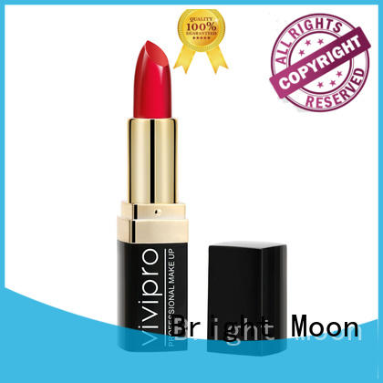 Wholesale matte lipstick makeup nourishing manufacturers for ladies