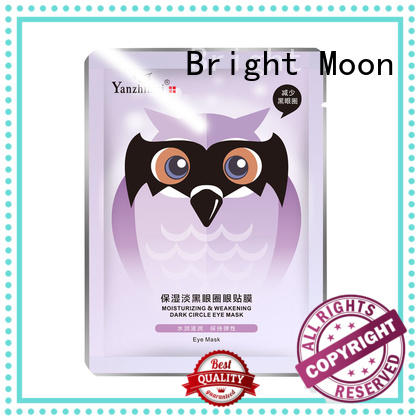 Bright Moon New eye treatment products company for cosmetic industry