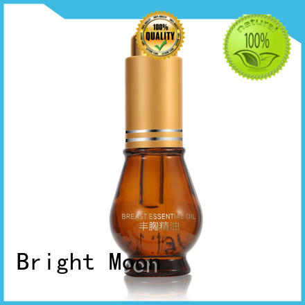 Bright Moon plaster breast improvement oil for business for cosmetic industry