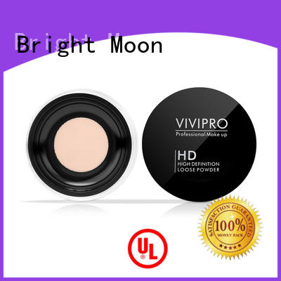 Bright Moon vivih009 makeup finishing powder for business for skin tone