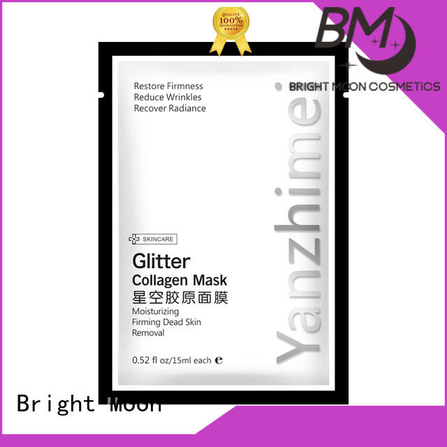 Bright Moon Wholesale skin face mask company for ladies