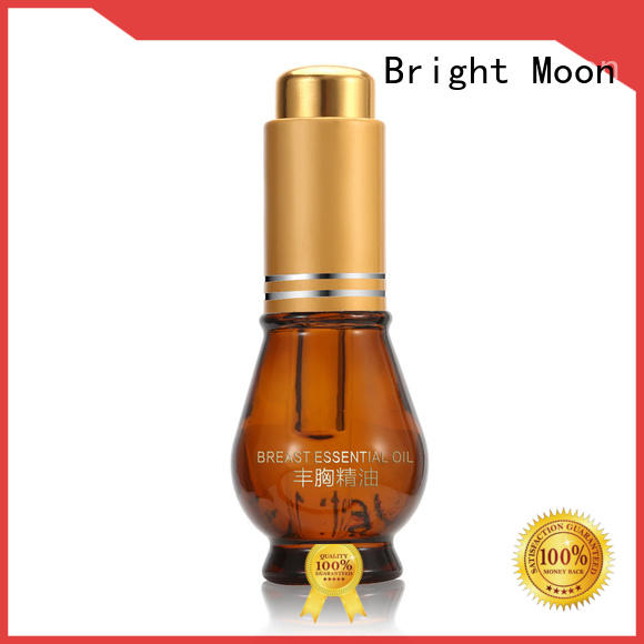 Bright Moon breast breast essential oil manufacturers for cosmetic industry