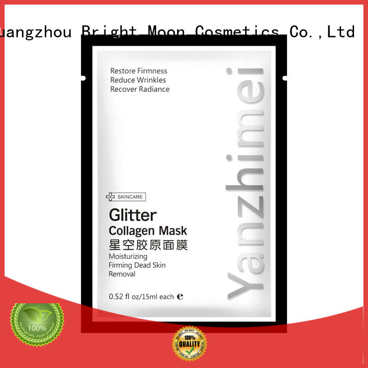 Bright Moon Custom skin care masks suppliers for lips