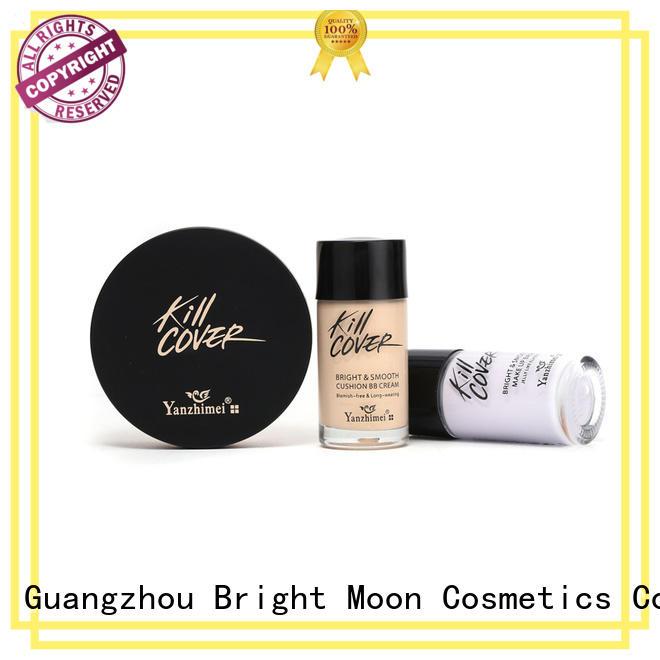 Bright Moon Top skin foundation company for skin tone
