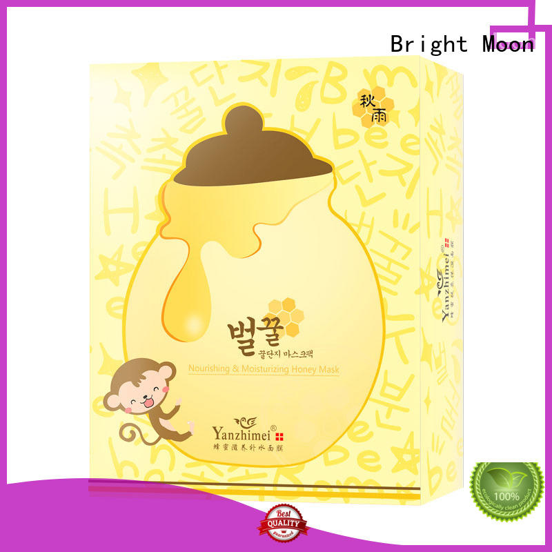 New face mask sheet nourish company for ladies