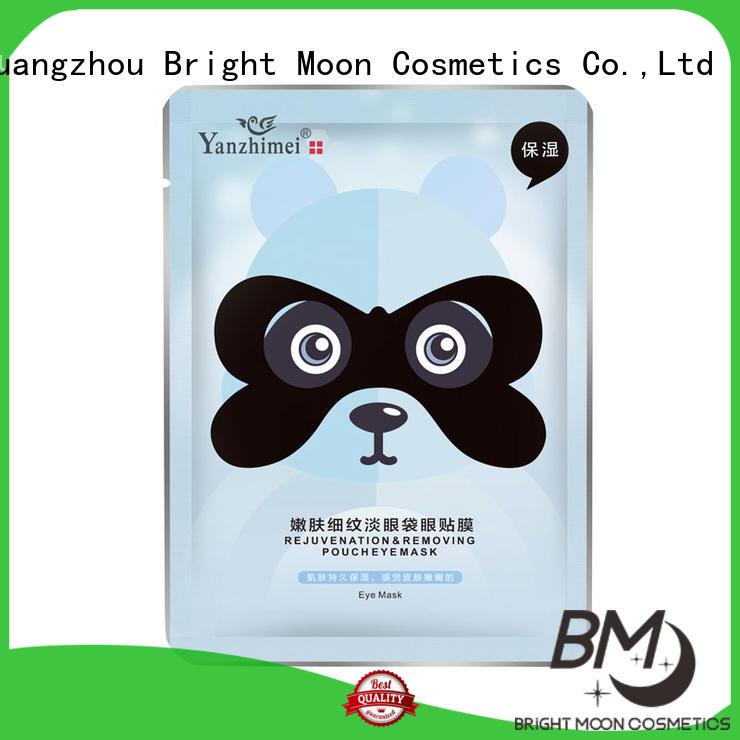 Blackeyesmasksheet Rejuvenation & removing pouch eyepatch YZM-5504