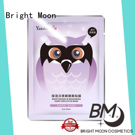 Bright Moon transparent eye care product factory for cosmetic industry