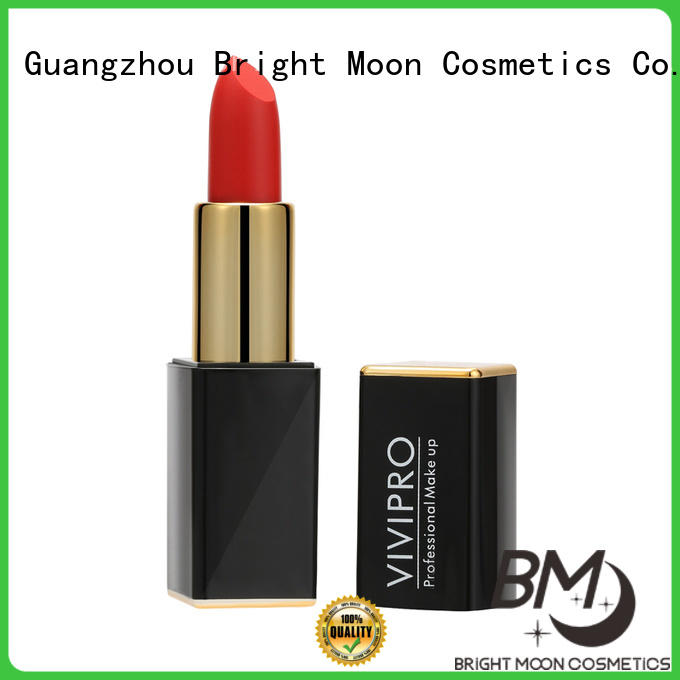 Bright Moon tube lipstick manufacturers for sale for lips