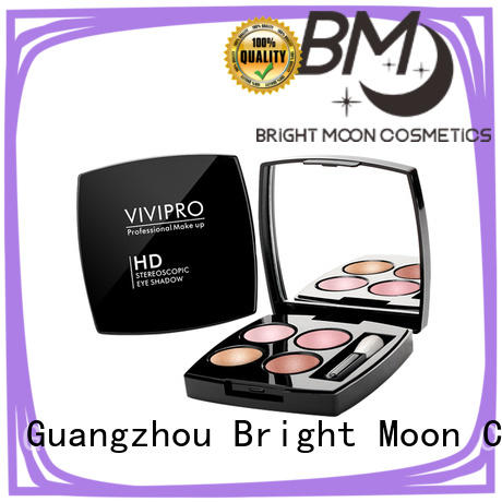 Bright Moon rich luxurious colors waterproof eye makeup wholesale for choose