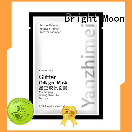 Bright Moon New facial treatment mask factory for lips