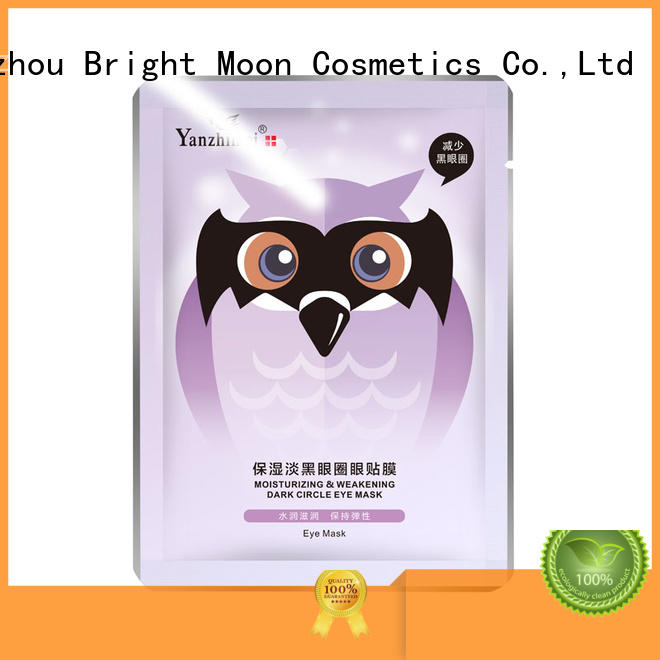 Bright Moon High-quality eye care product company for skin tone