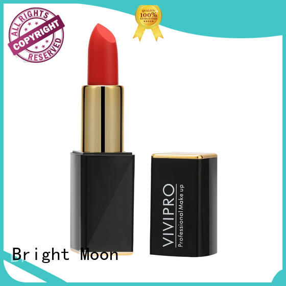 Bright Moon lipstick waterproof lipstick suppliers for lips